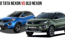 2020 tata nexon vs old nexon