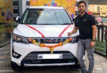 Akshay Virendra Mestry xuv300