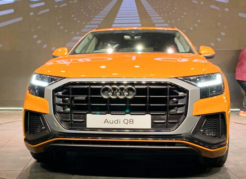 Flagship Audi Q8 SUV Launched In India; Priced At Rs. 1.33 Crore
