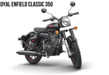 BSVI RE Classic 350 Colour-wise Prices - Stealth Black