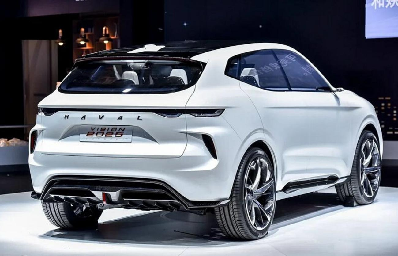 GWM Could Launch Electric SUV Under Haval Brand In India