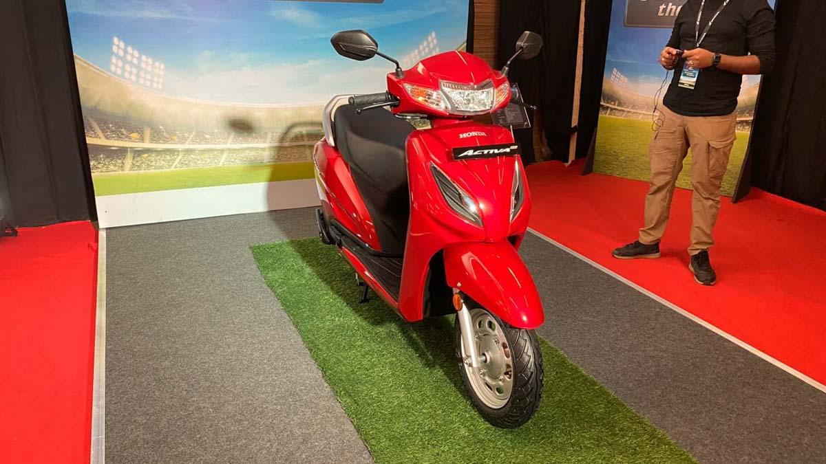 Honda Activa 6G-2