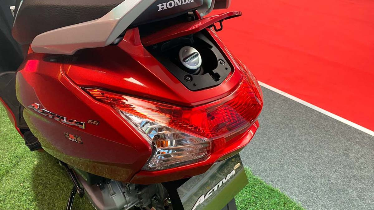 Honda Activa 6G-7