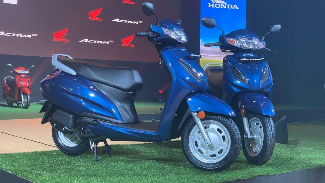 Honda Activa 6G Launched, Price, Specs, Mileage, Features