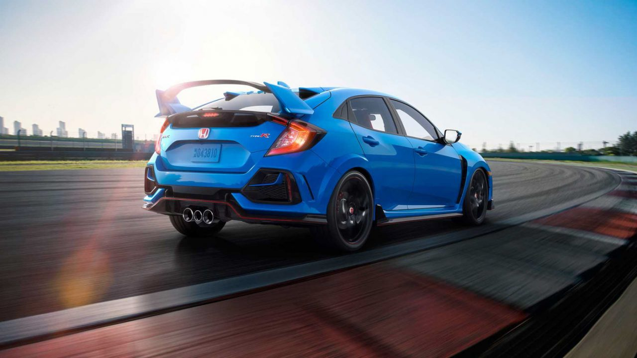 Honda Civic Type R gets a slew of updates