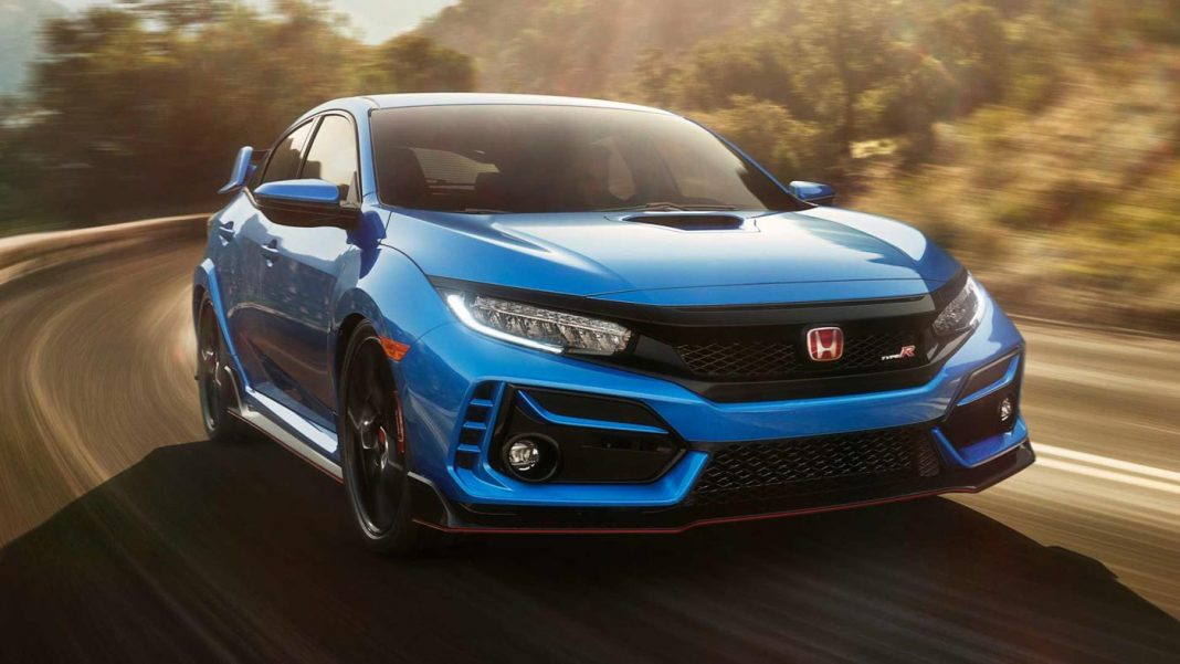 Refreshed Honda Civic Type R unveiled with subtle upgrades…