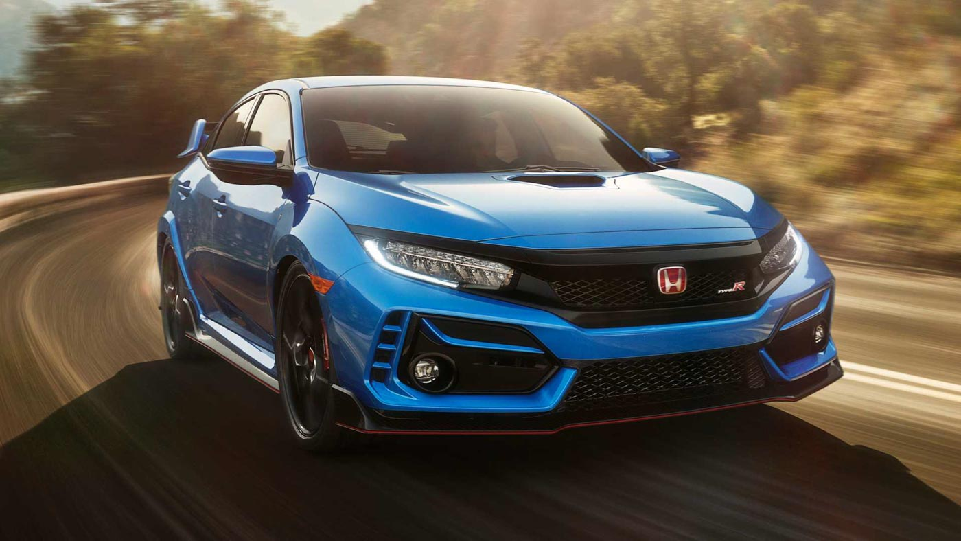 Honda Civic Type R Updated For 2020 Model Year - GaadiWaadi.com