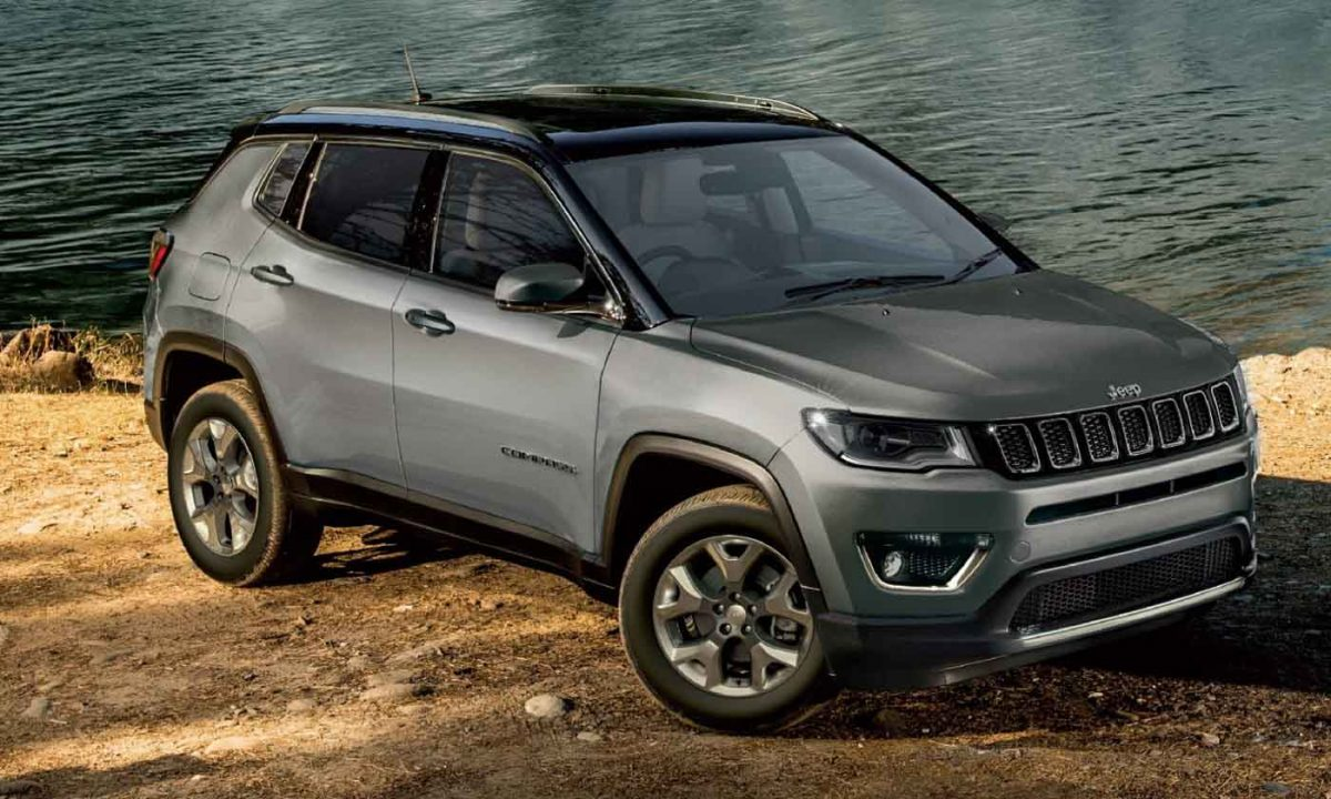Jeep Compass Automatic-3