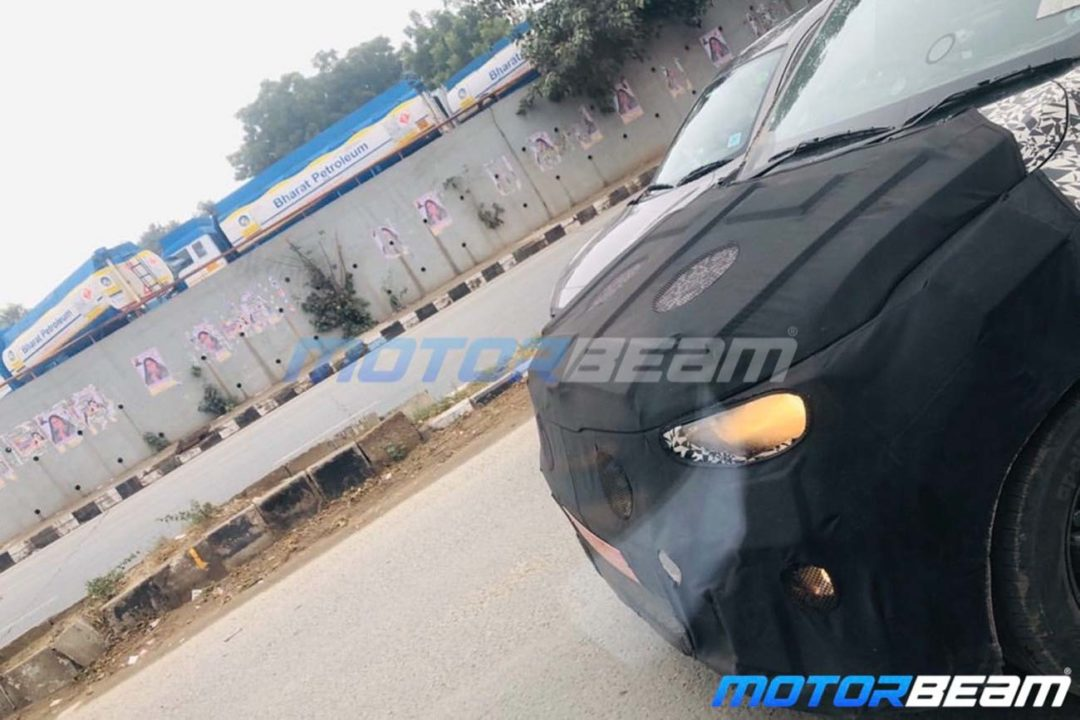 Kia QYi (Sonet) Spied; 2020 Auto Expo Launch