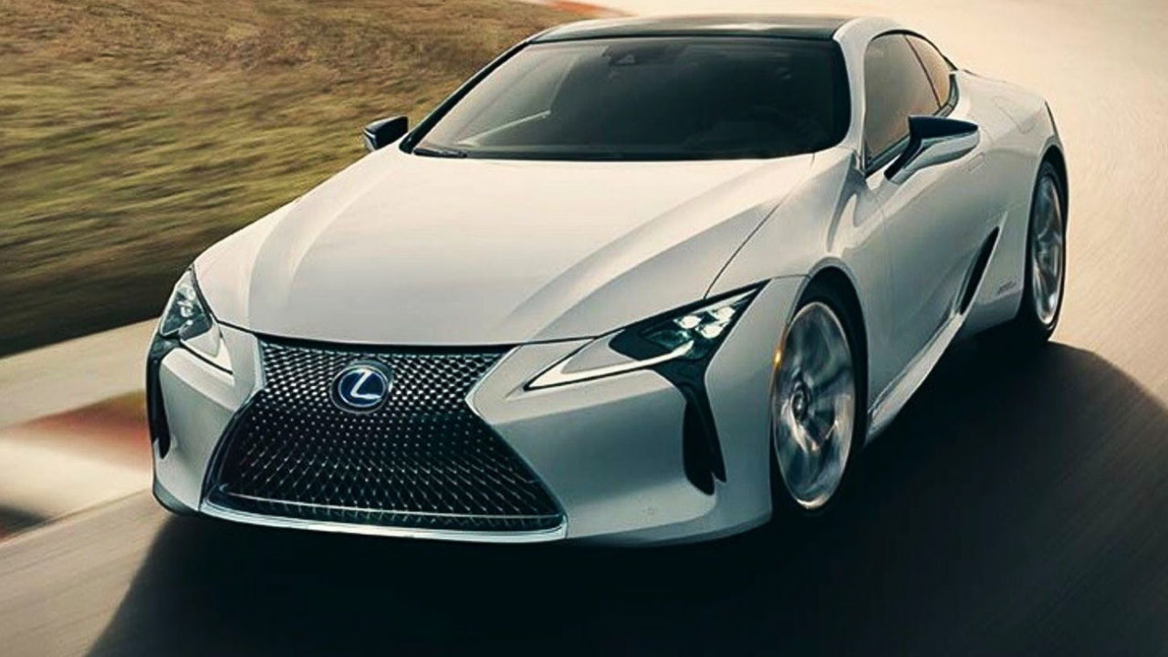 Lexus LC500h-1