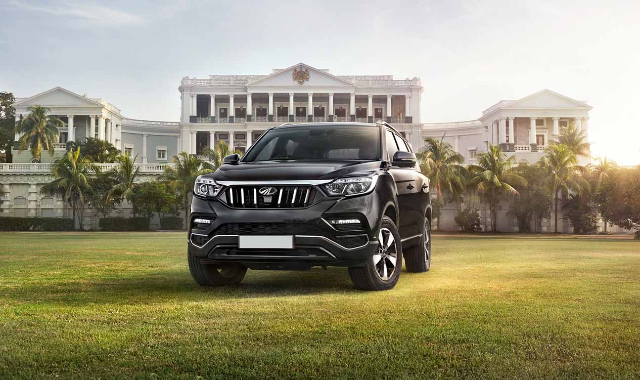BS6 Mahindra Alturas Deliveries To Begin From This Month
