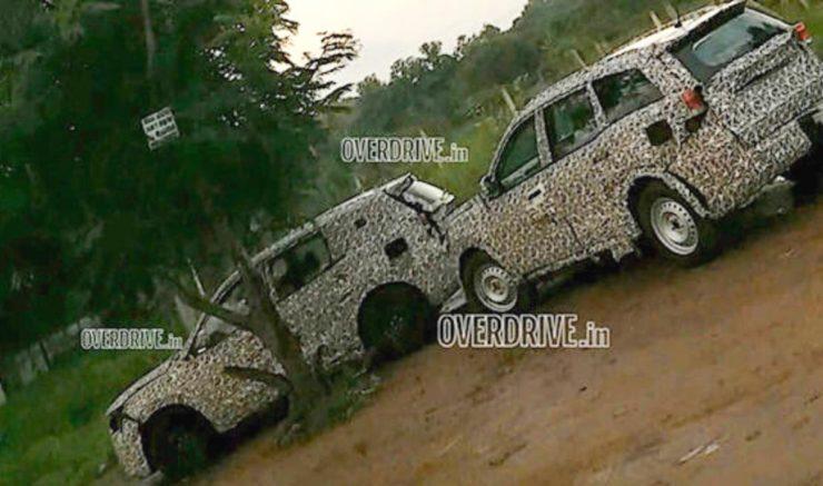 Mahindra XUV 500-2