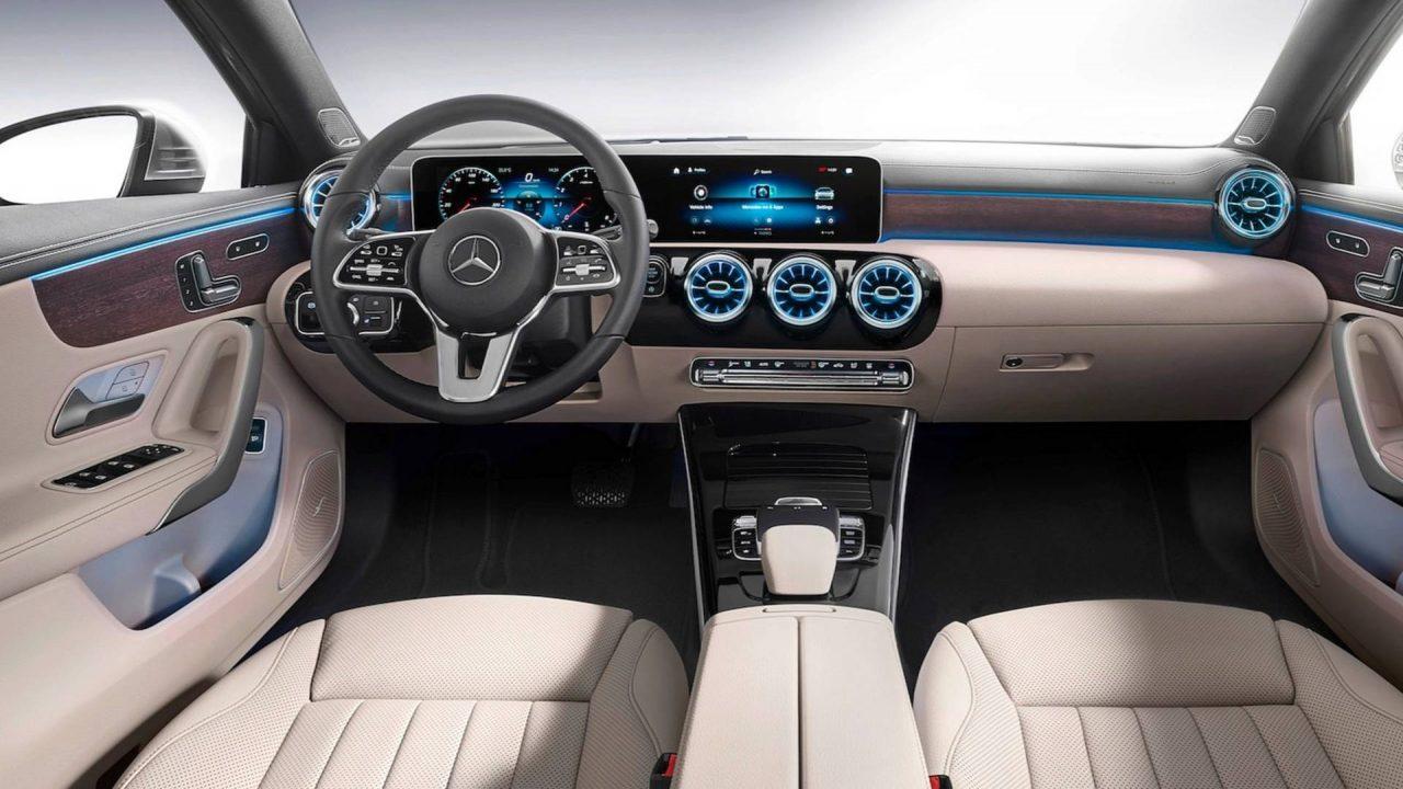 Mecedes Benz A Class3