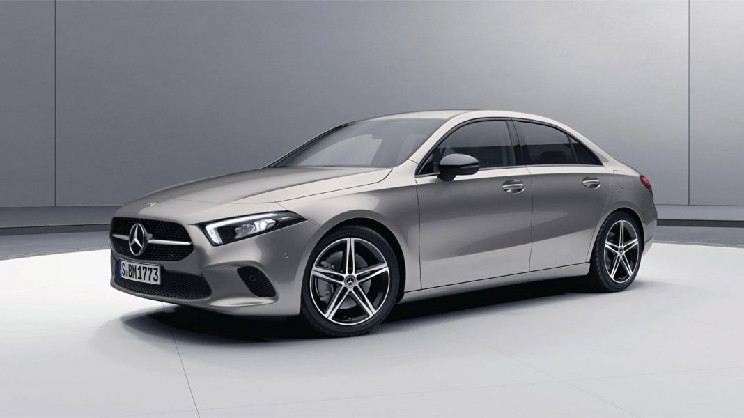 Mercedes A-Class (BMW 2 Series Rival) Launching This ...