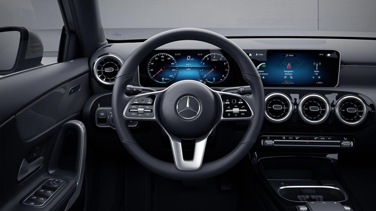 Mercedes Benz A Class-3