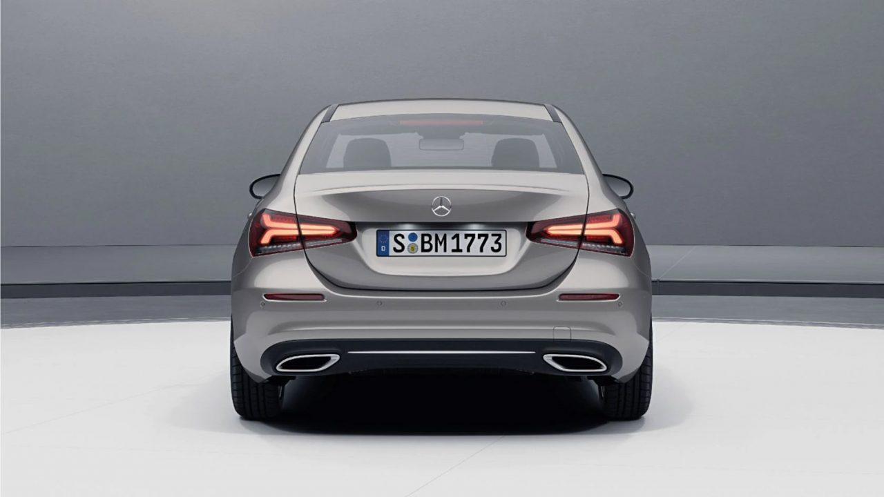 Mercedes Benz A Class-5