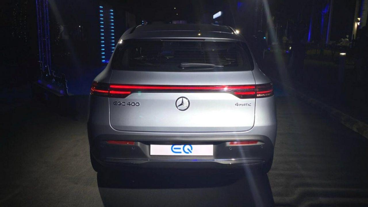 Mercedes EQC 4005