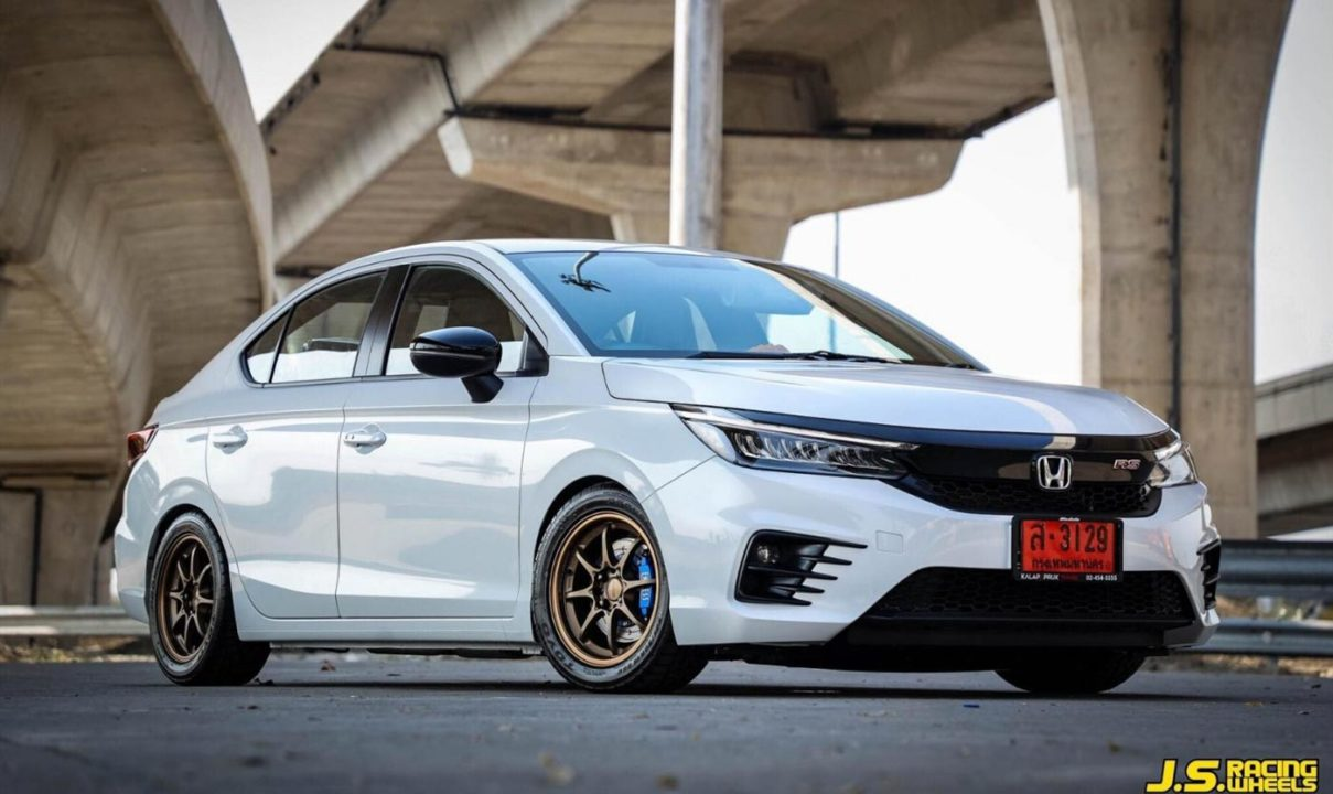 Modified 2020 Honda City RS_-2