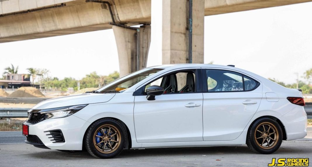 Modified 2020 Honda City RS_-5