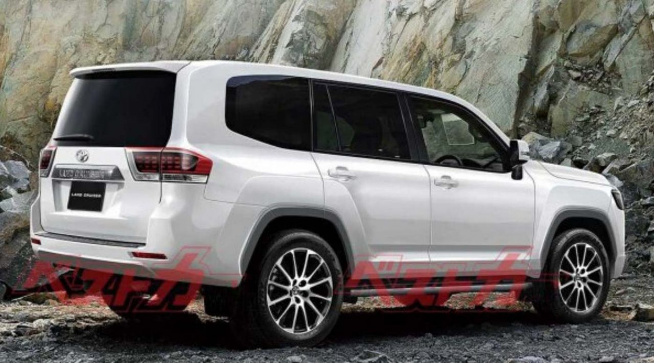 New genertion Toyota Land Cruiser-3