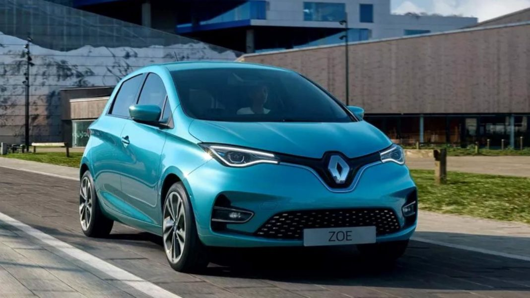 Renault Zoe EV-3