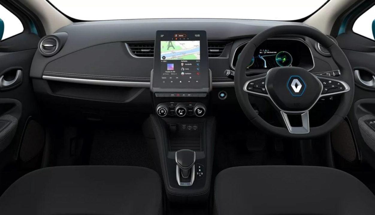 Renault Zoe EV-4