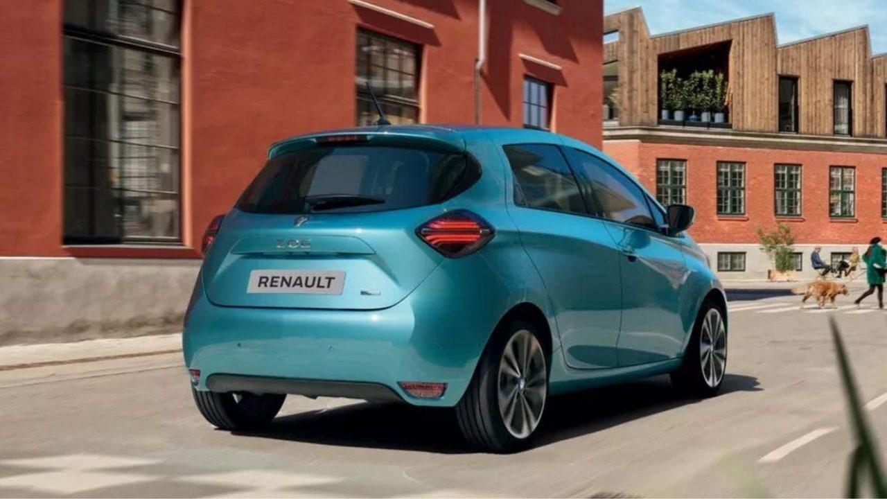 Renault Zoe EV-6