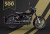 Royal Enfield Classic 500 Tribute Black 1-2