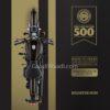 Royal Enfield Classic 500 Tribute Black 3-2