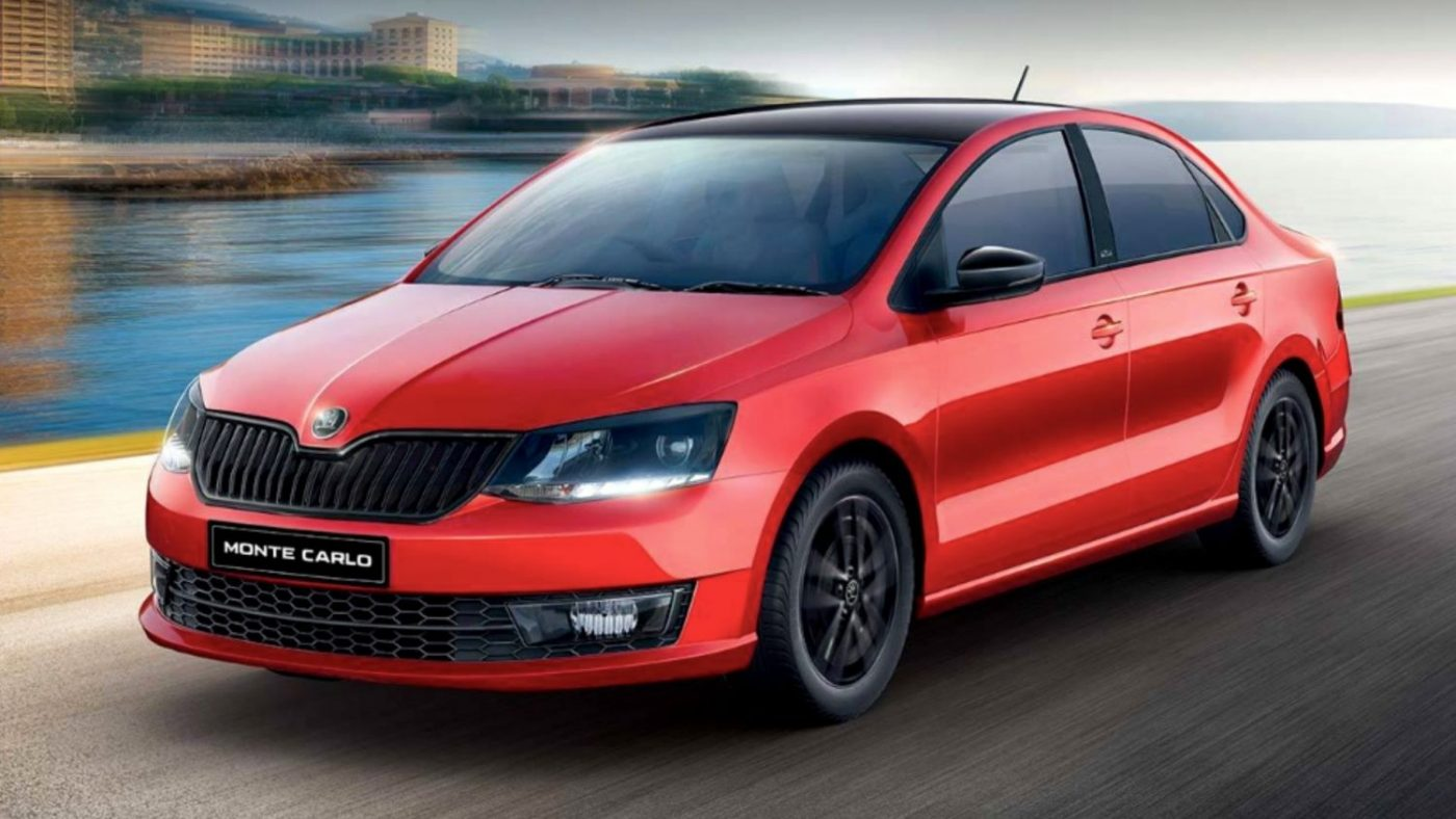 Skoda Rapid Sees Least Sales Drop In June Amongst Car Industry