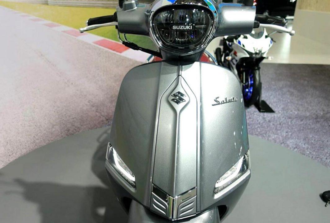 Suzuki Saluto 125-4