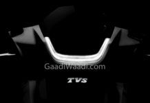TVS ELECTRIC SCOOTER TEASED 12