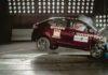 Tata Tiago-Tigor ncap crash Test
