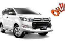 bs6 toyota innova crysta launched