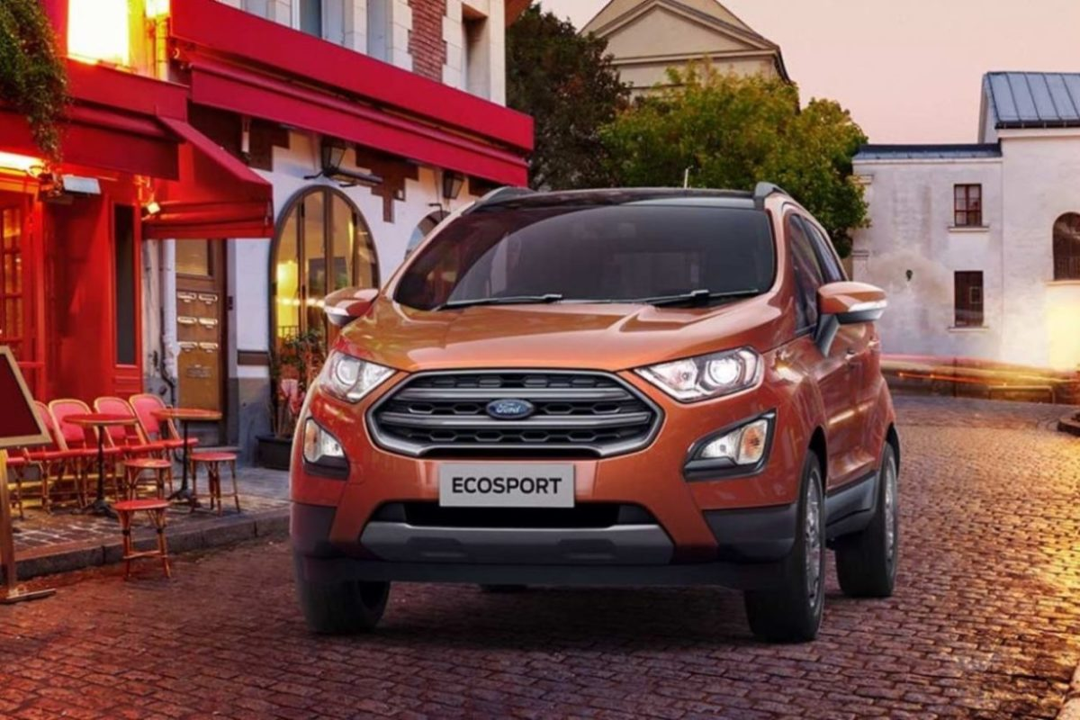 BS6 Ford EcoSport Launched In India From Rs 8.04 Lakh