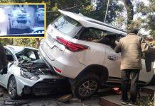 fortuner accident chandigarh-2