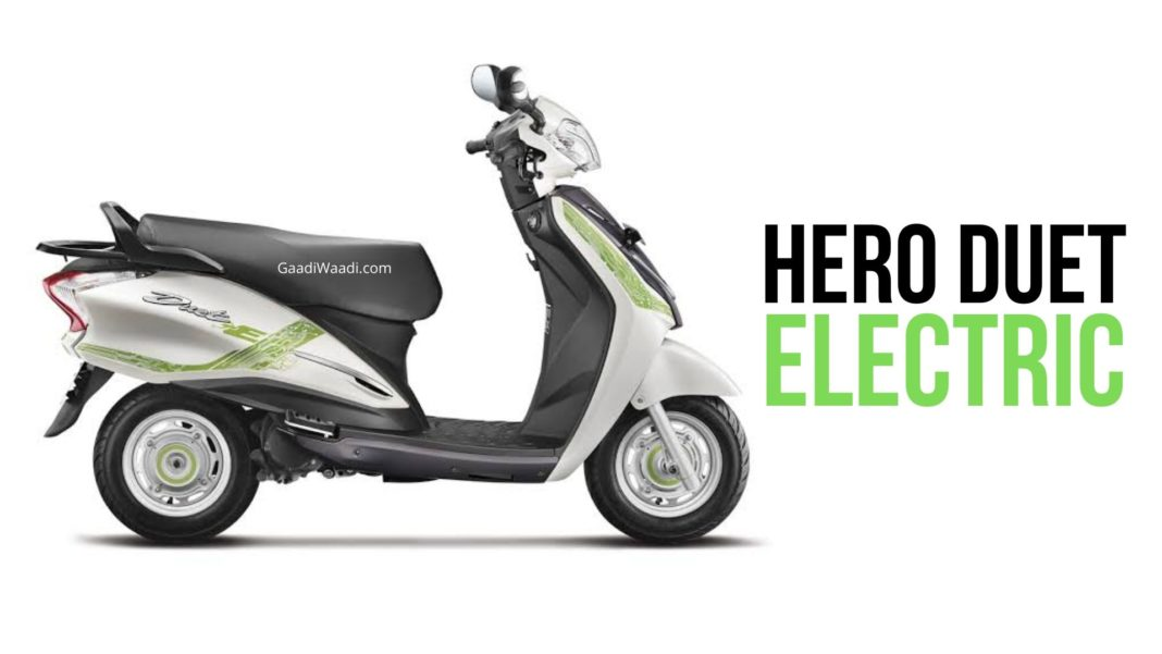 hero duet electric