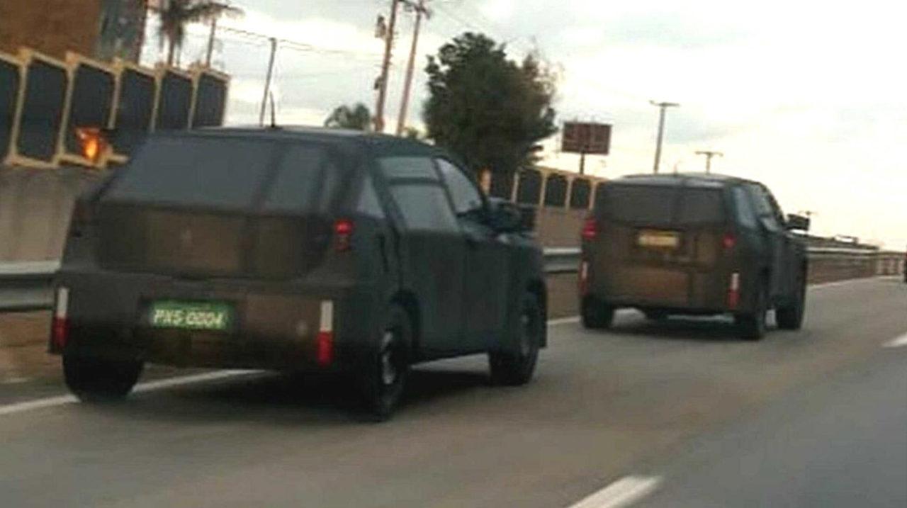 jeep 7 seater & Fiat SUV