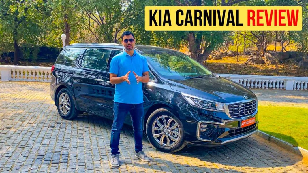 kia carnival review gaadiwaadi-1-2