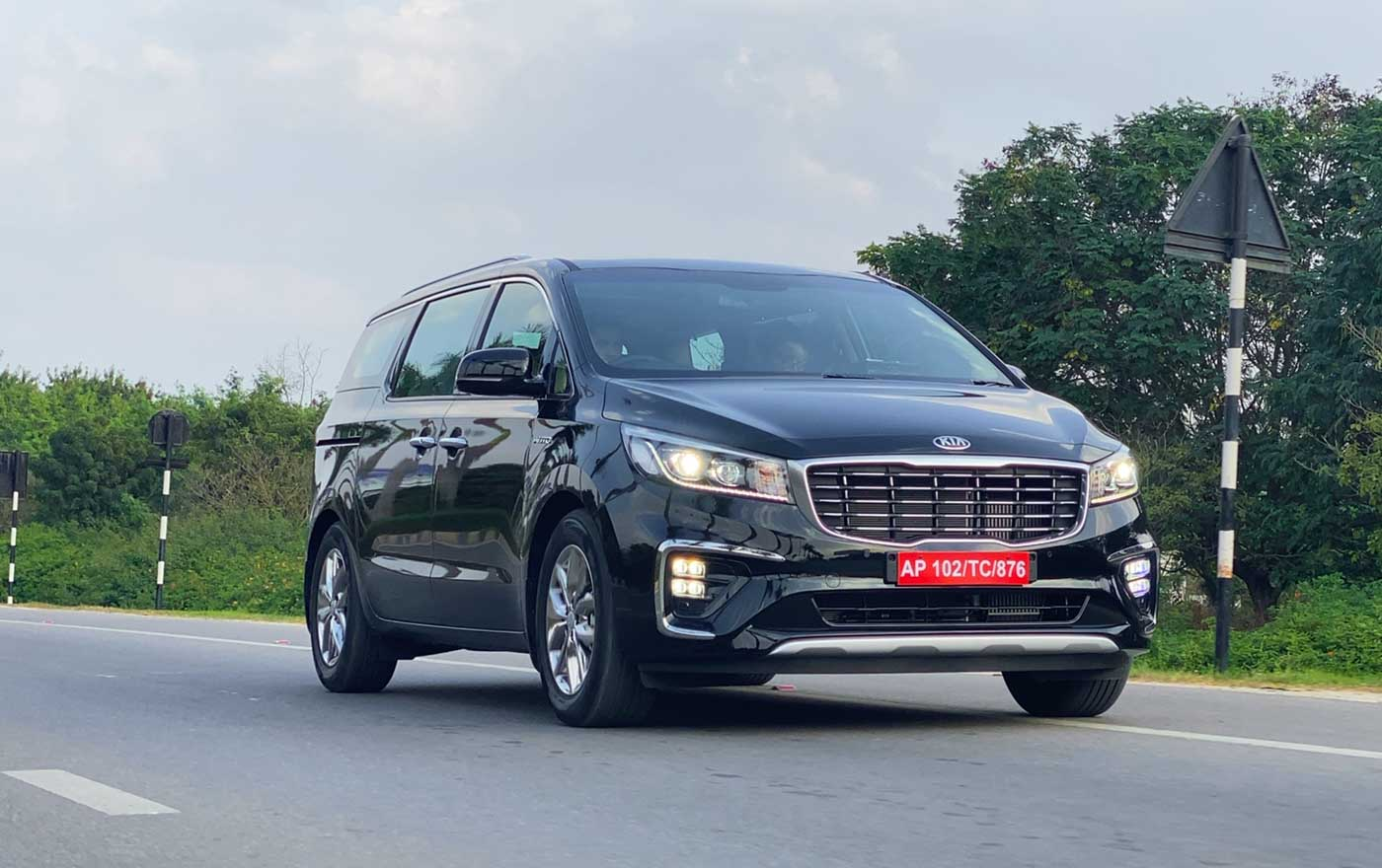 Kia Posts Highest Monthly Sales In Jan 2020, Thanks To Seltos & Carnival
