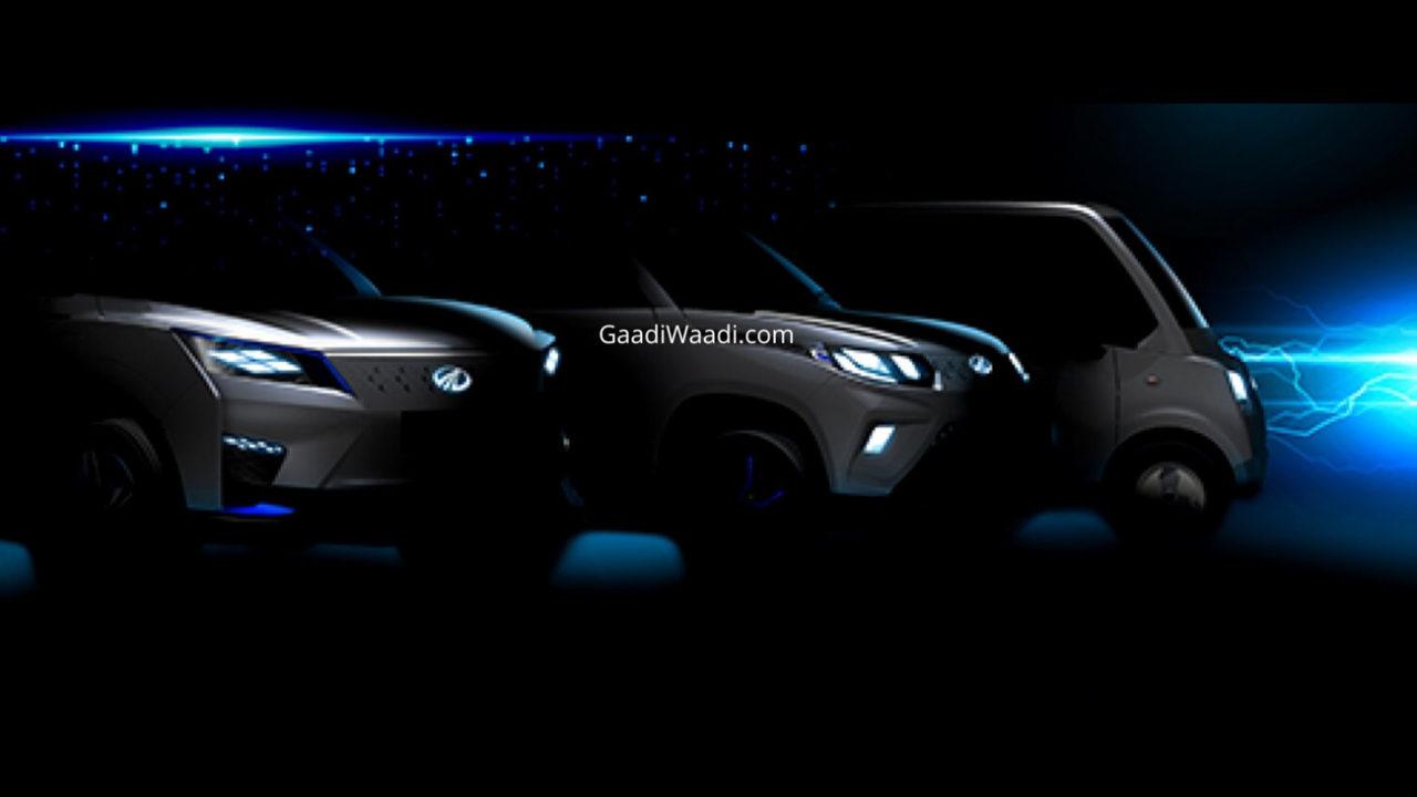 mahindra electric cars 2020 auto expo-2