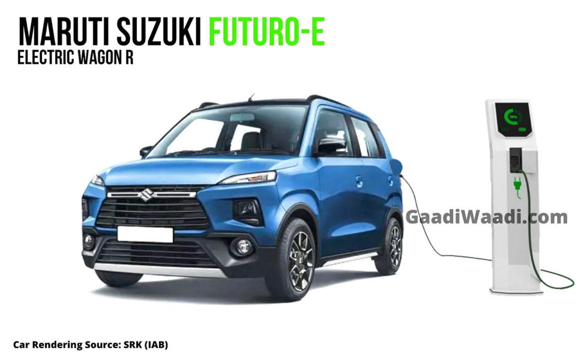maruti Futuro-E Wagon R EV gaadiwaadi-1