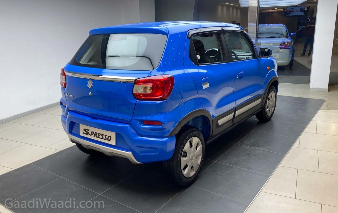 Maruti January 2020 Discounts On 2019 Stock – Vitara Brezza To S-Presso