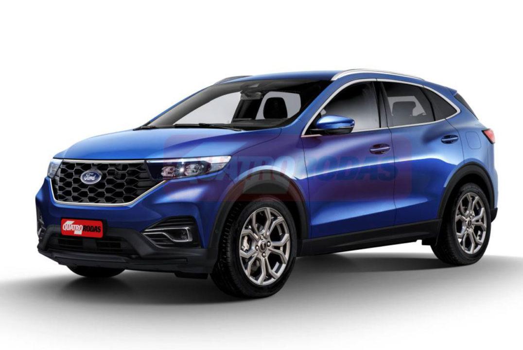 next generation ford ecosport 2021 leaked