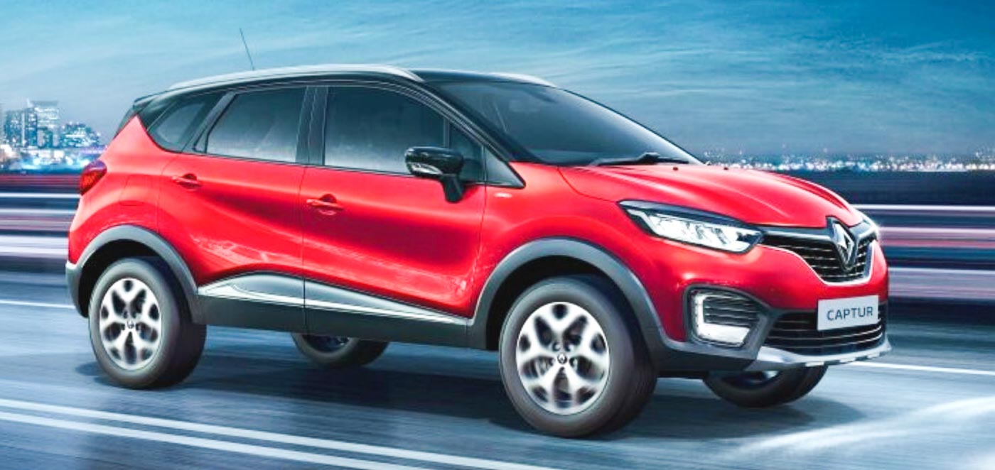 BS6 Renault Captur 1.5 Petrol Launch Expected This Month