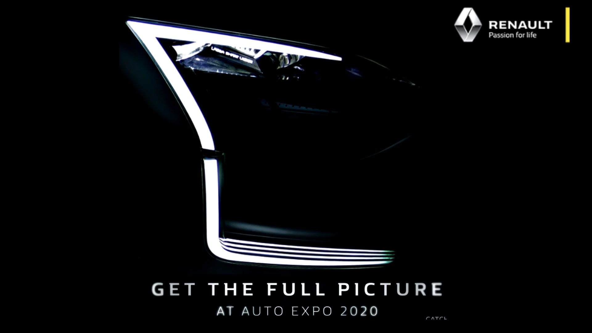 Renault HBC (Kiger) Compact SUV Teased Ahead Of Auto Expo Debut?