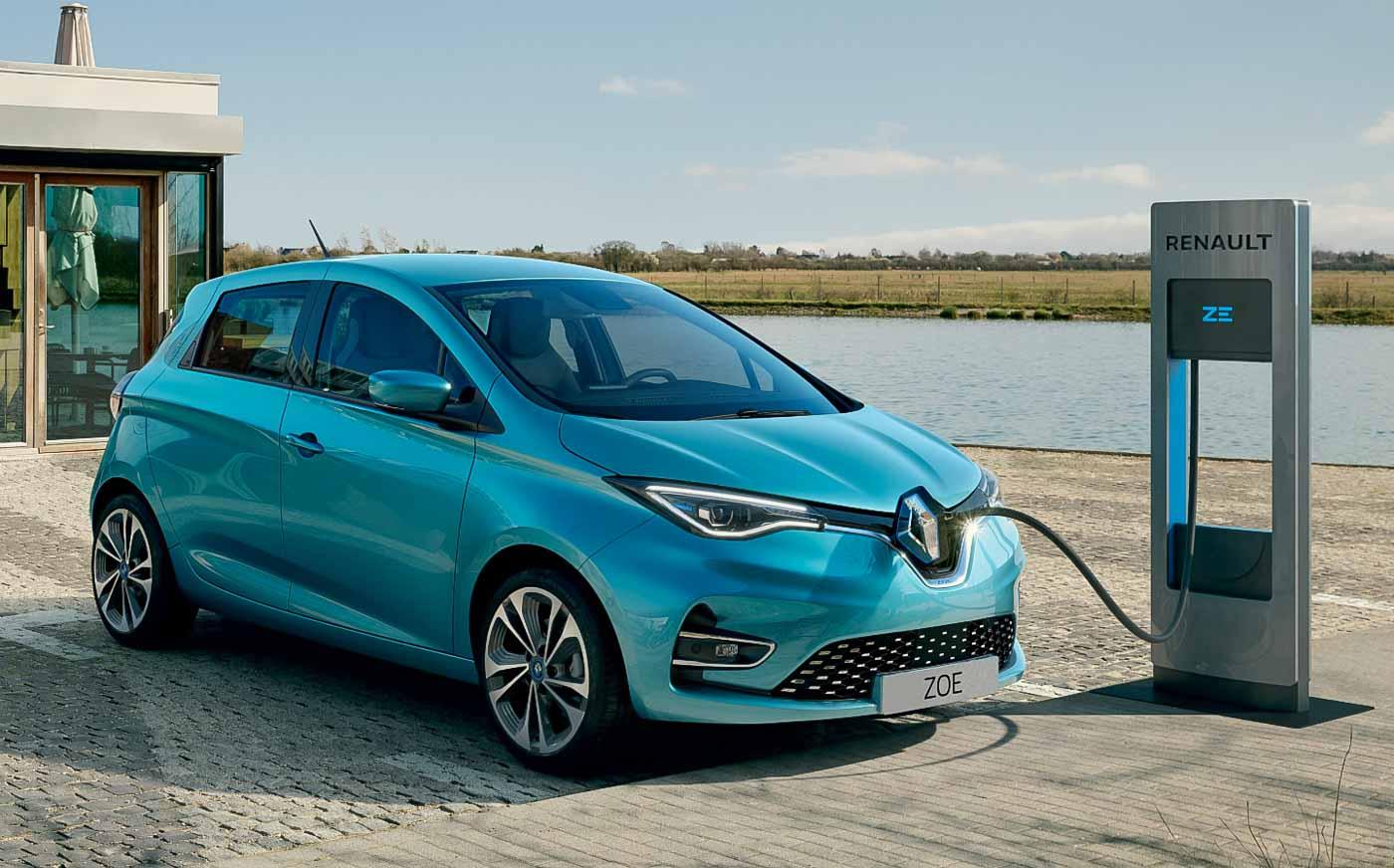 Renault To Showcase Zoe EV At 2020 Auto Expo