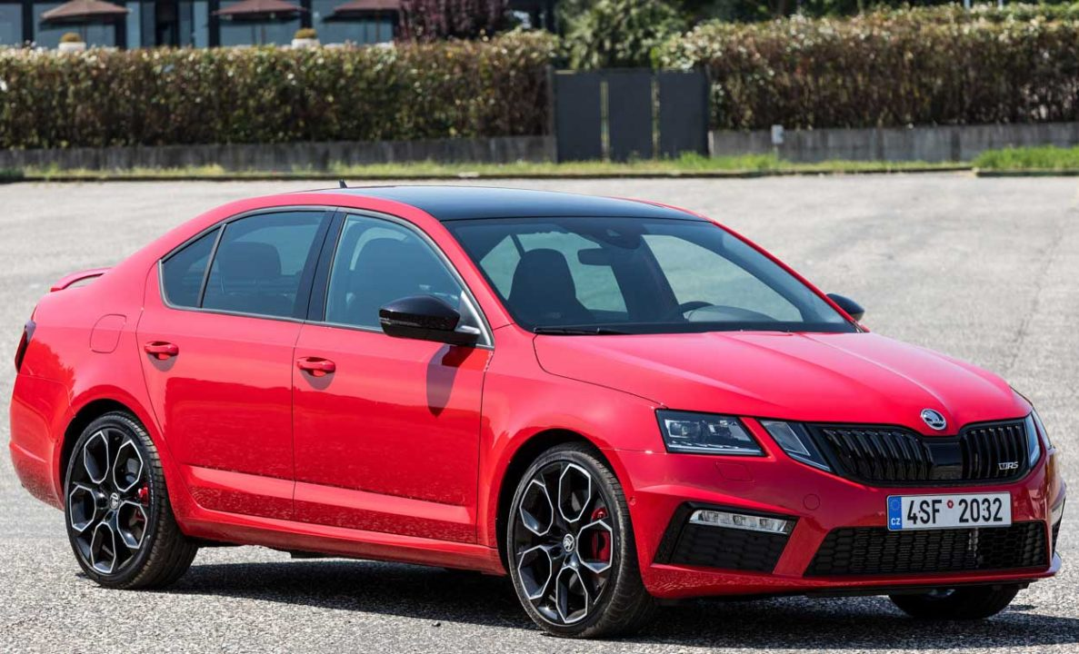 Skoda Octavia RS 245 To Debut At Auto Expo – 5 Things To Know
