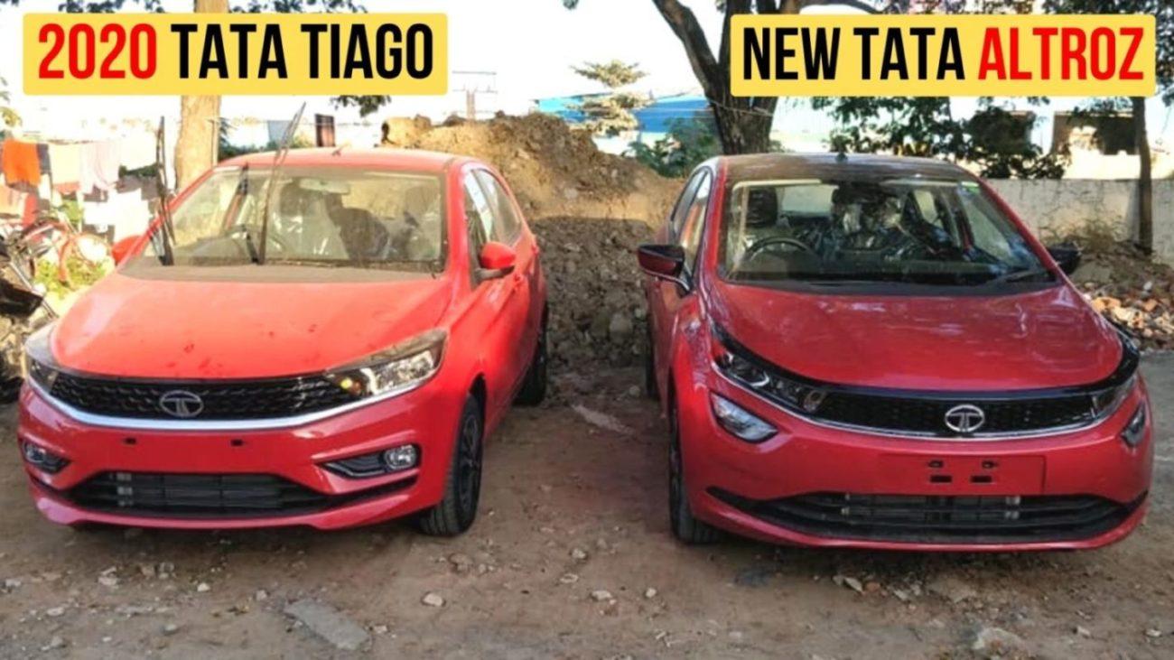 Tata Altroz Beats Tiago In March 2020 Sales