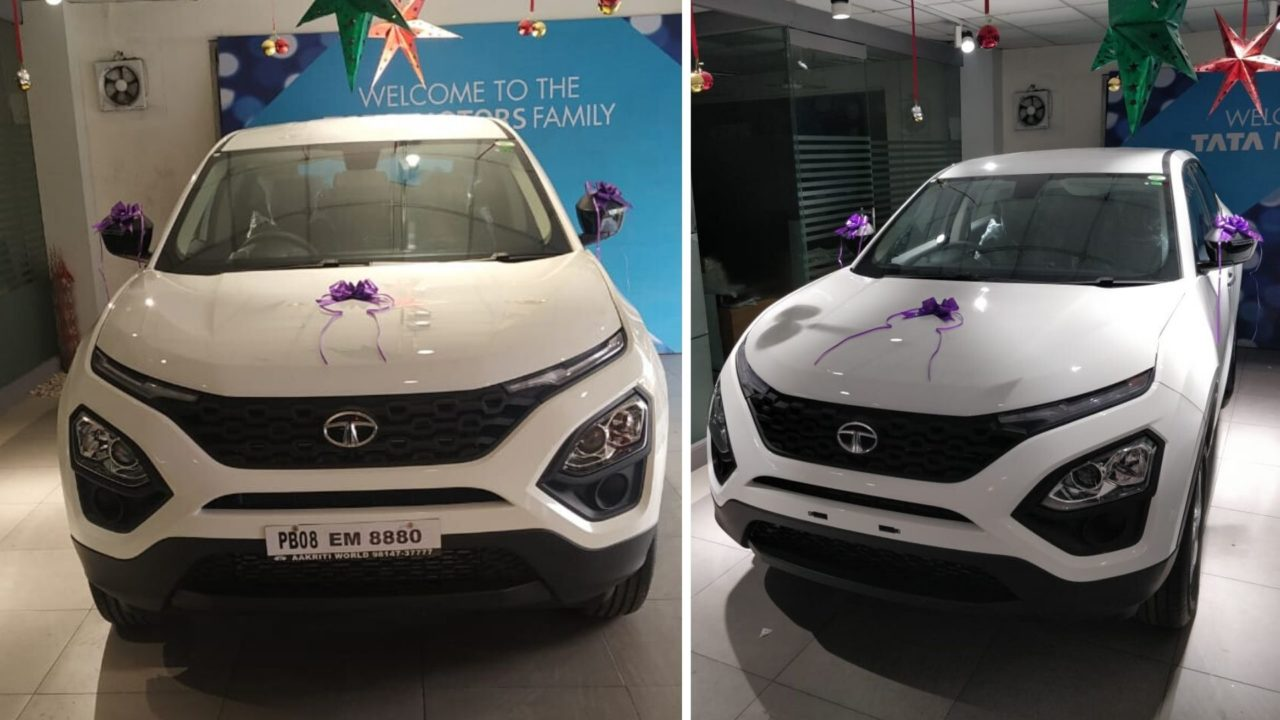 Tata Harrier Prices Hiked By Up To Rs. 46,000 – New Vs Old Price Comparison